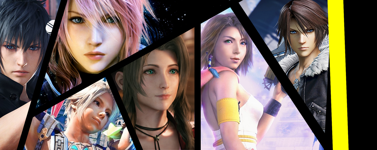 You are currently viewing Meine Top3: Final Fantasy Singleplayer Stories!