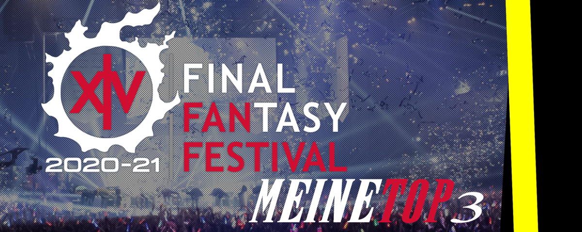 Read more about the article Final Fantasy FanFest 2021:Meine Top3