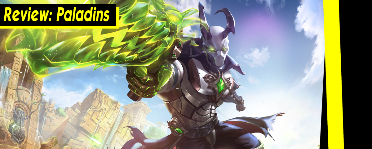 Read more about the article Review: Paladins Champions of the Realm
